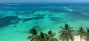 Isla el Acuario San Andrés Colombia