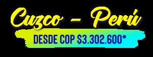 Promo a Cuzco en septiembre