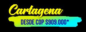 Promo a Cartagena en septiembre
